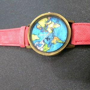 Travel whimsy watch